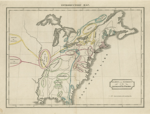 Digital Projects - Indigenous Roots/Routes (Map)
