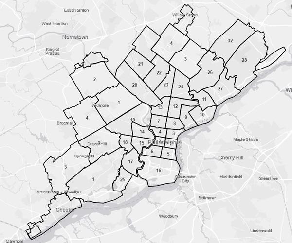 Philadelphia Sanborn Maps collection image