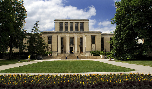Pattee and Paterno Libraries