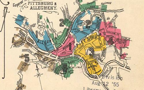Pittsburg Sanborn Map